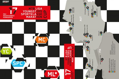 TRI TRA TRULLALA - Das ÖRV MTB Rennserienheft 2017 ist da!!!