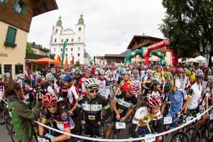 Auftakt zum Marathon Cup in Kirchberg